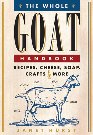 This new book helps you get the most from your goat!
