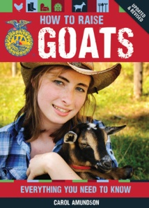 """I am so thrilled to tell you this book is very comprehensive in dealing with the subject of raising goats."""